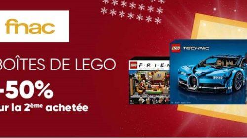 1 Boite De Lego Achetée Sur La Fnac 50% Sur La Seconde