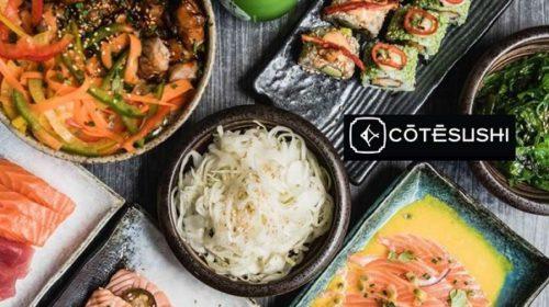 10€ De Réduction Chez Côté Sushi