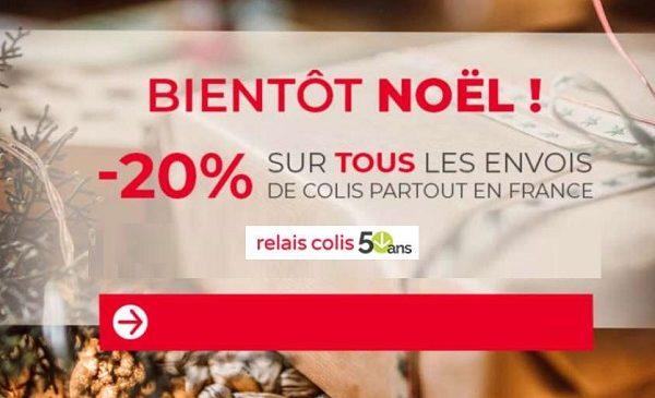 20% De Remise Sur Vos Envois De Colis Avec Le Black Friday Relais Colis