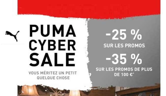 25% De Remise Sur Les Articles Puma En Promotions