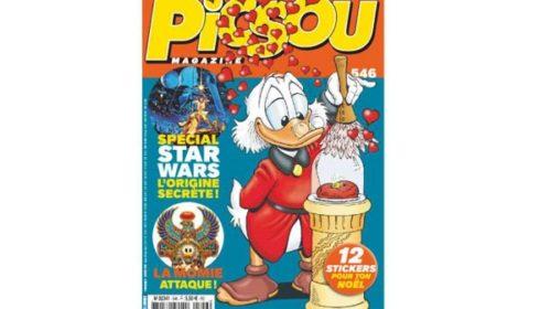 Abonnement Picsou Magazine Pas Cher Et Cadeau