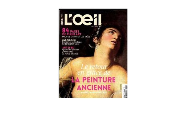 Abonnement Au Magazine L'oeil Pas Cher