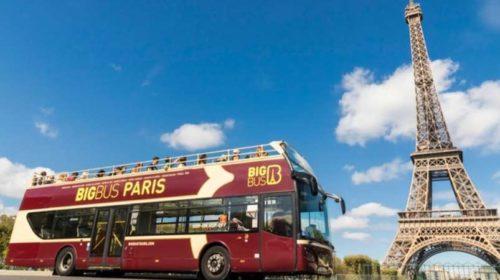 Billet Big Bus Paris Pas Cher