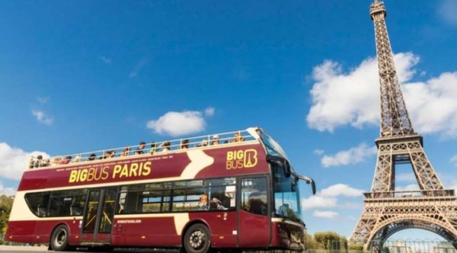 Billet Big Bus Paris Pas Cher