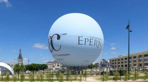 Billet Ballon D'epernay Pas Cher