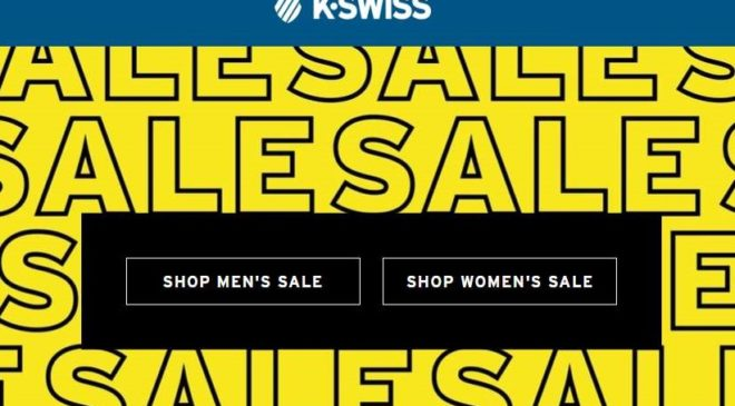 Boxing Day K Swiss