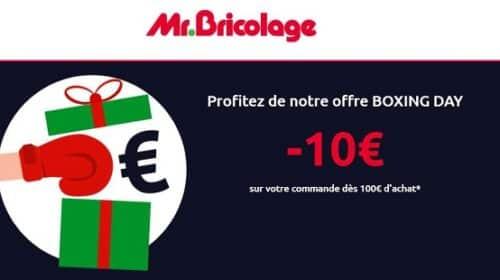 Boxing Day De Mr Bricolage