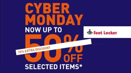 Cyber Monday Foot Locker