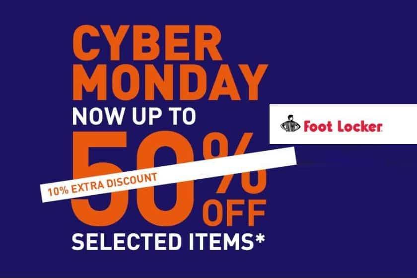 Cyber Monday Foot Locker