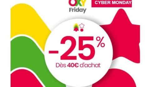 Cyber Monday Oxybul