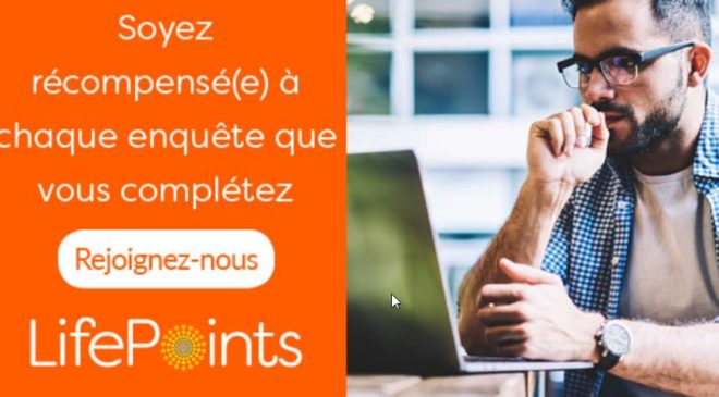 Lifepoints Panel Répondez à De Simples Sondages Et Questionnaires Pour Gagner Des Récompenses