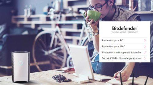 Logiciels De Sécurité Internet Bitdefender Moitié Prix En Vente Privée