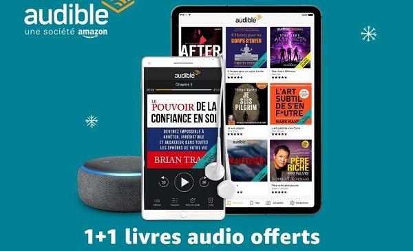 Offre Spéciale Audible 2 Livres Audio Offerts De Votre Choix Avec L'offre D'essai