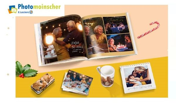 Remises Sur Photomoinscher De Leclerc