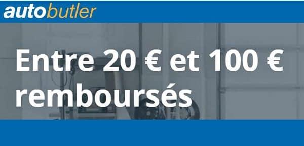 Super Bon Plan De 20€ à 100€ Remboursés Sur La Réparation De Votre Voiture