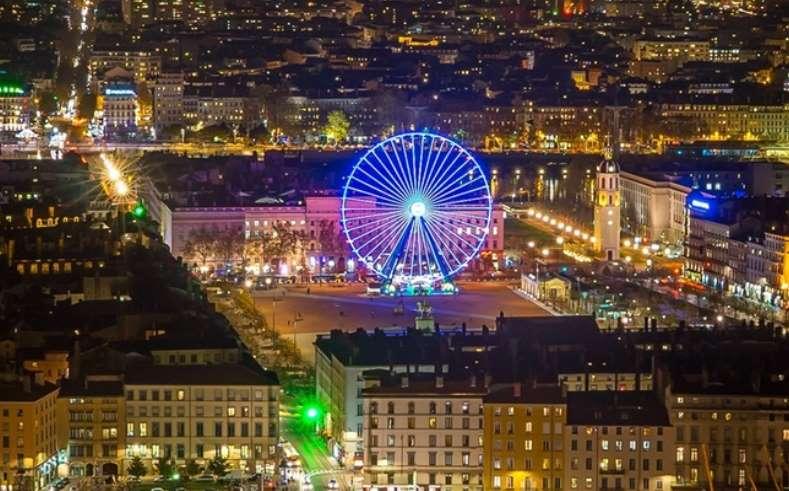 Ticket Grande Roue De Lyon Bellecour Pas Cher