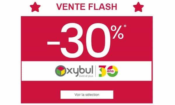Vente Flash Oxybul 2 Articles Achetés = 30% De Remise