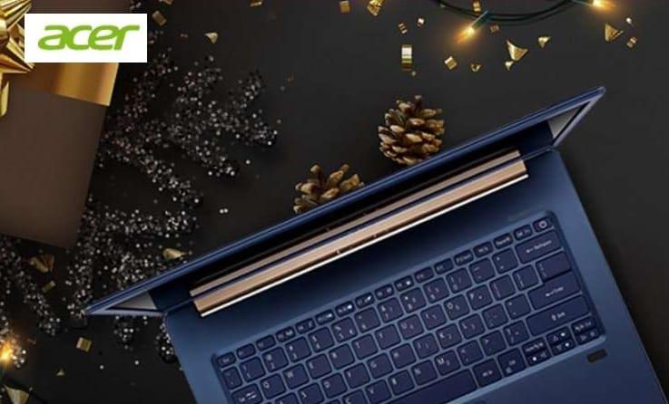 Vente Flash De Fin D'année Acer 15% De Remise Sur Tout Le Site