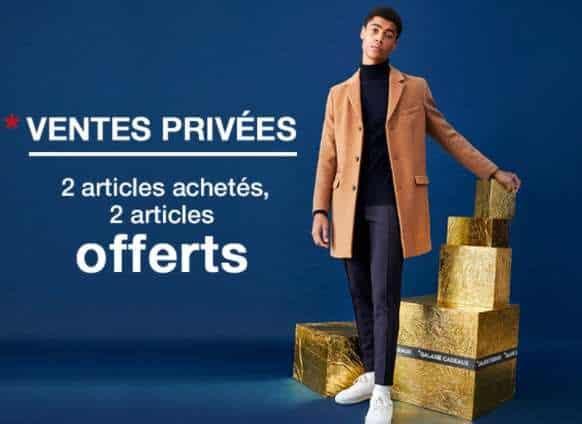 Vente Privée Celio De Pré Soldes 2 Offerts