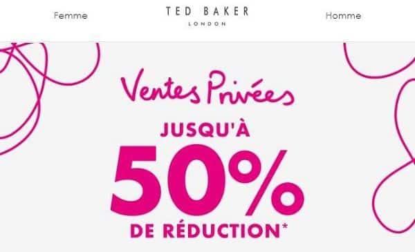Vente Privée Ted Baker Réduction Pour Les Pré Soldes