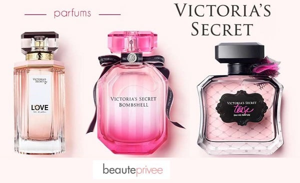 Vente Privée Victoria's Secret Parfums