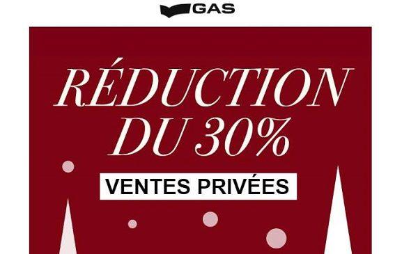 Vente Privée De Pré Soldes Gas Jeans