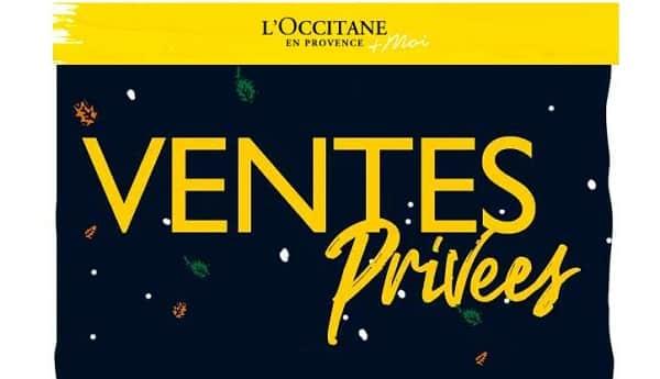 Ventes Privées L'occitane En Provence Découvrez Les Remises Des Pré Soldes