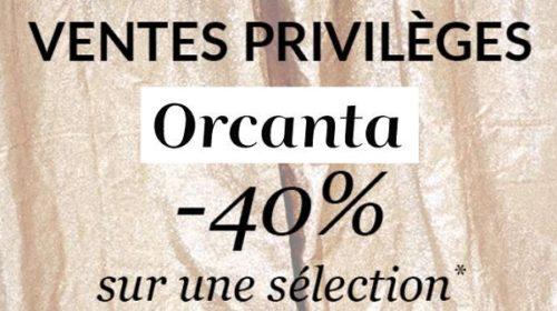 Ventes Privilèges Orcanta