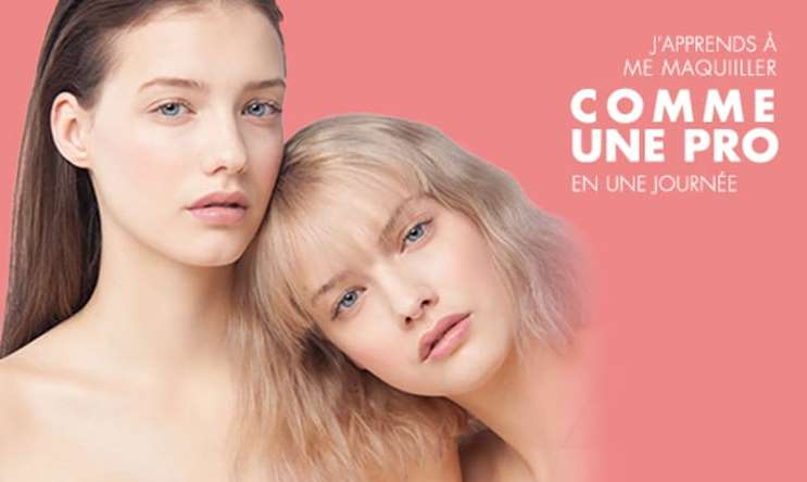 Beautydeal Make Up For Ever Academy Cours Make Up Pro