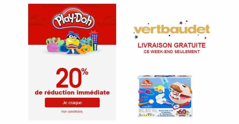 Remise Immédiate Sur Play Doh Hasbro Et Livraison Gratuite Sur Vert Baudet