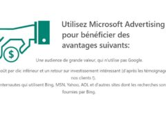 15€ De Publicité Microsoft Advertising (bing, Msn, Yahoo, Aol) 75€ Offerts