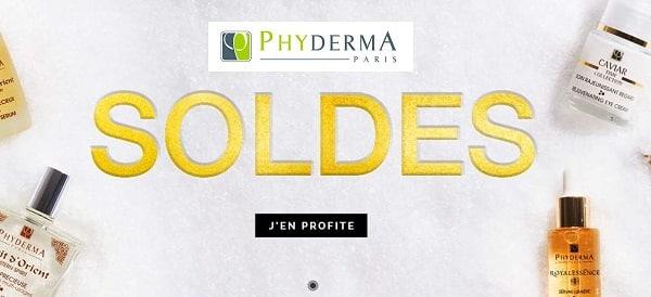 20% De Remise Supplémentaire Sur Les Soldes Phyderma