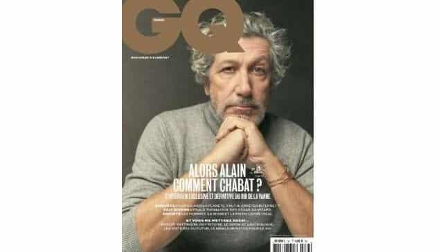 Abonnement GQ pas cher 11,95€ seulement les 10 numéros (1 an)