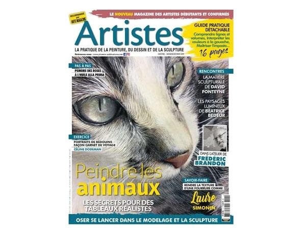 Abonnement Au Magazine Artistes Pas Cher