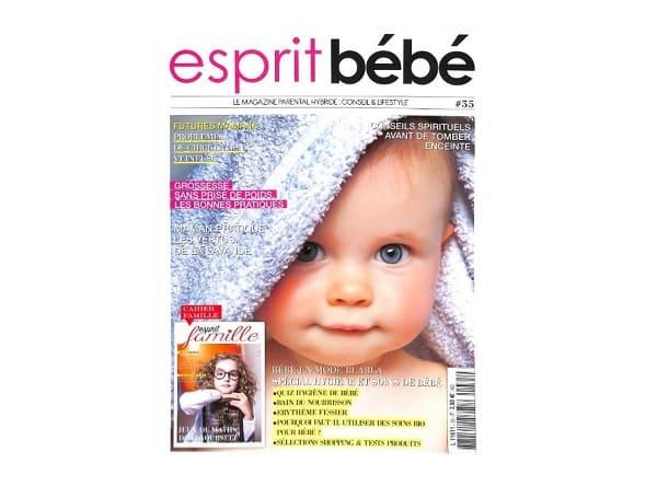 Abonnement Magazine Esprit Bébé Pas Cher
