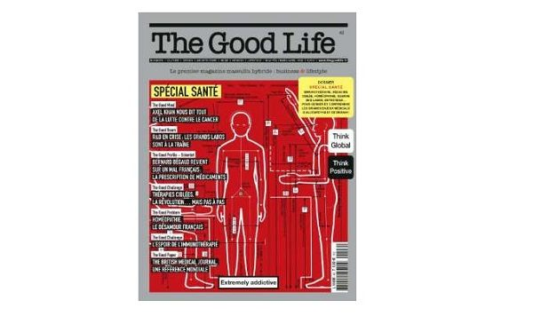 Abonnement Magazine Masculin The Good Life Pas Cher