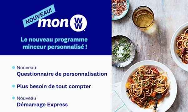 Abonnements Monww De Weight Watchers Pas Chers