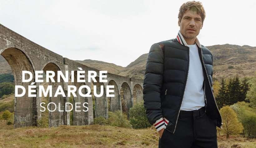 Dernière Démarque Soldes + Outlet Izac