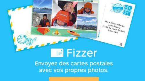 Envoyez Vos Cartes En Ligne Et Pour Pas Chères Depuis La France Ou L'Étranger Grâce à Fizzer