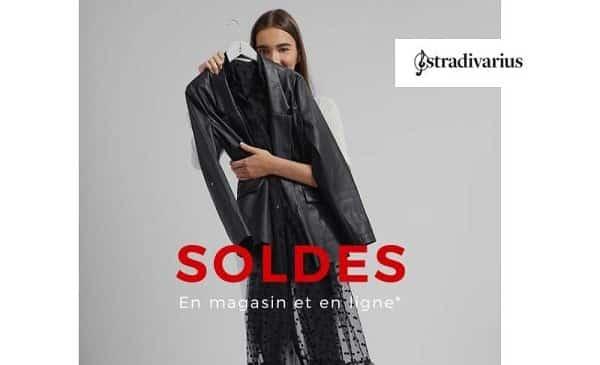 Les Soldes Stradivarius Sont En Ligne