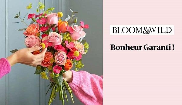 Livraison De Fleurs Pas Cher Avec Bloom & Wild Code Promo Et Livraison Gratuite