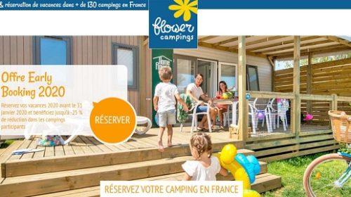 Promotion Réservation Vacances Camping 2020 Premières Minutes