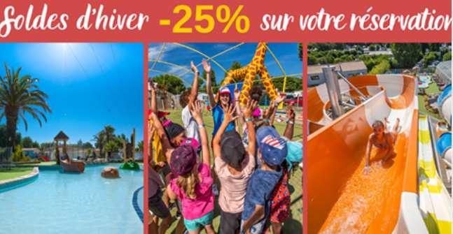 Promotion Vacances En Camping Pour 2020 Aloa Vacances