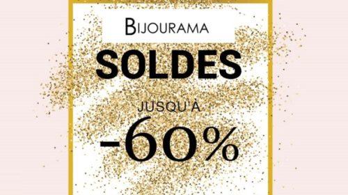 Seconde démarque des soldes sur Bijourama : jusqu'à -60% sur les ...