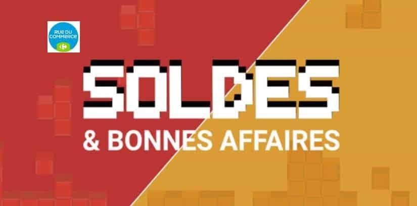 Soldes Rue Du Commerce Carrefour