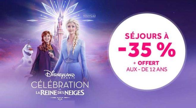 Vente Disneyland Paris