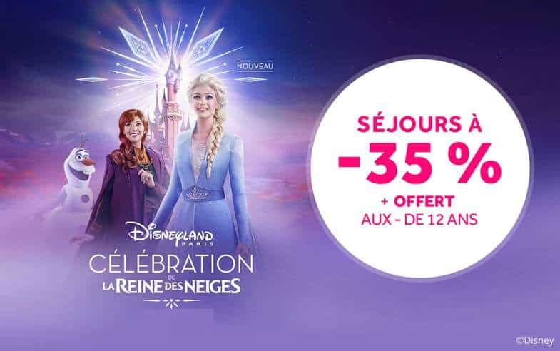 Vente Disneyland Paris