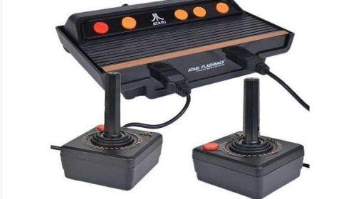 Console Atari Flashback 8 Ar3220 Retrogaming