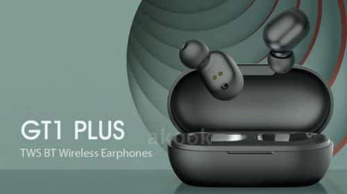 écouteurs Bluetooth 5.0 Haylou Gt1 Plus De Xiaomi Bluetooth 5.0
