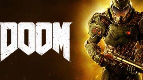 Jeu Vidéo Doom Code Activation Steam